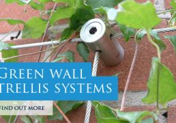 Green wall wire trellis kit - buy online