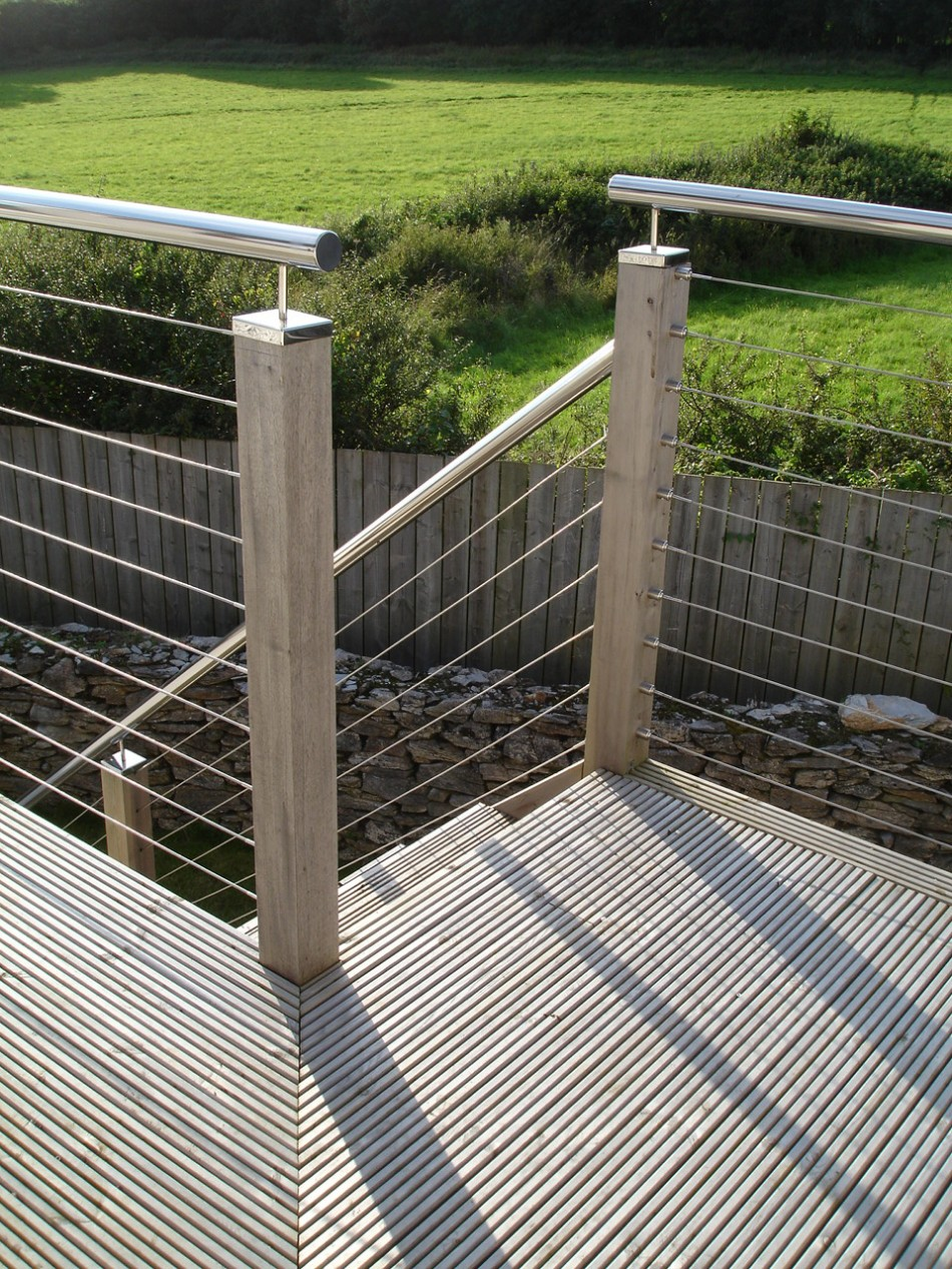 Balustrade Kabel Wire Design Balustrade En Green Wall